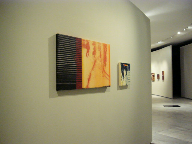 """""""Ponto de Fuga/Área livre"""", Galeria Marta Traba – Memorial da América Latina, São Paulo, Brasil"""